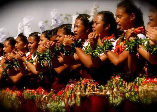 فولكلور قبيلة تونغا