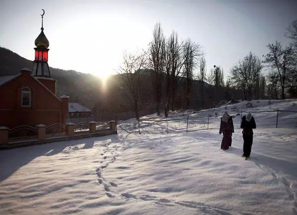 دين شعب الشيشان