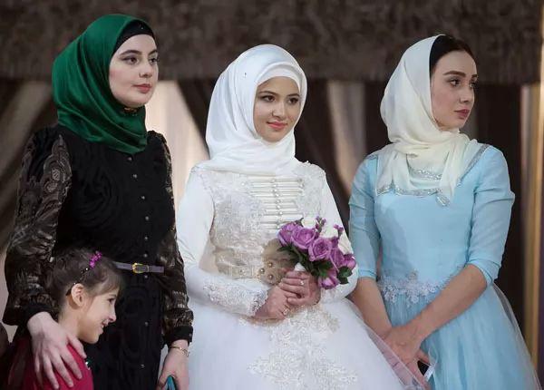 الزواج عند شعب الشيشان