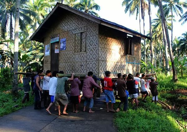 عادات شعب الفلبين