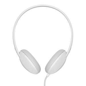 Skullcandy S2LHY-K568 STIM On Ear Headset with Mic ( White/Gray)-0