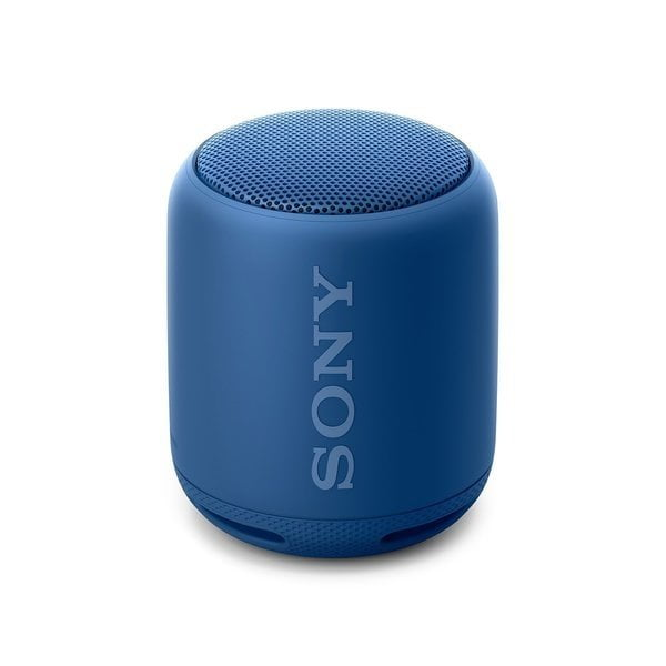 Sony Extra Bass SRS-XB10 Portable Splash-proof Wireless Speakers with Bluetooth and NFC (Blue)-0