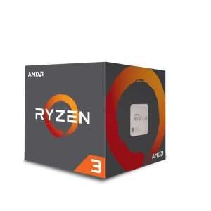 AMD Ryzen 3 1300X Desktop Processor with Wraith Stealth Cooler (YD130XBBAEBOX)-0