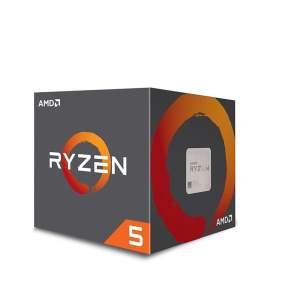 AMD RYZEN 5 SERIES QUAD CORE PROCESSOR 1400 - WITH WRAITH STEALTH COOLING SOLUTION (AM4 SOCKET, 10MB CACHE, UP TO 3.4 GHz)-0