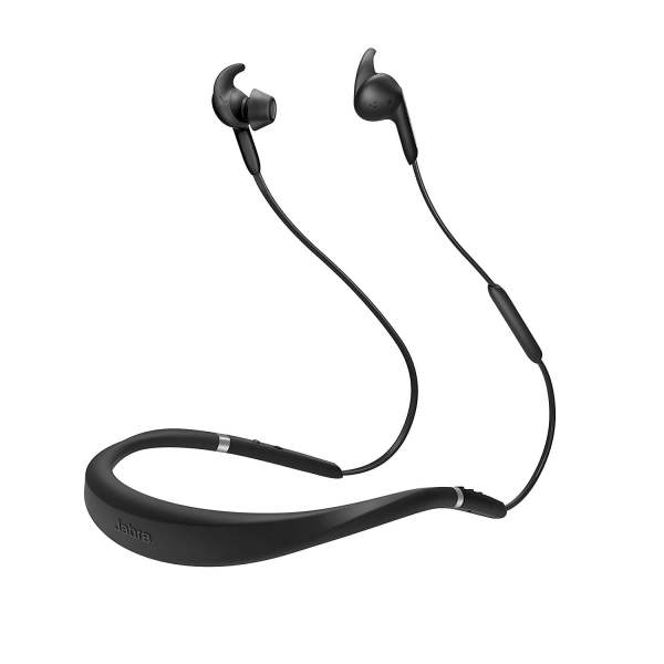 Jabra Elite 65e Alexa Enabled Wireless Stereo Neckband with in-Ear Noise Cancellation – Copper Black-5287
