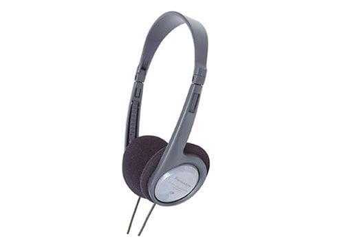 Panasonic RP-HT030E-H On-Ear Headphone-0