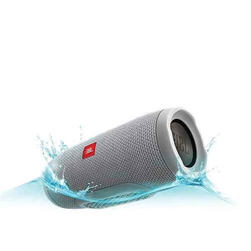 JBL Charge 3 Powerful Portable Speaker (Grey)-5890