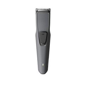 Philips BT1210 Cordless Beard Trimmer (Black)-0