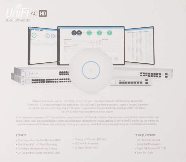 Ubiquiti UAP-AC-HD Unifi Access Point-6916