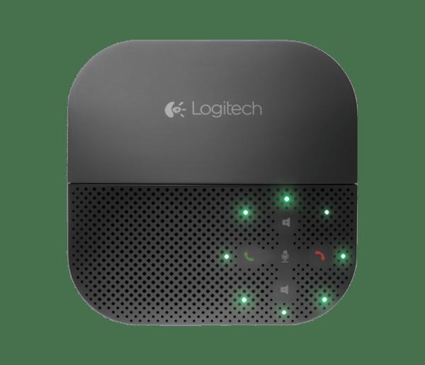 Logitech P710E Mobile SpeakerPhone Cordless.-0