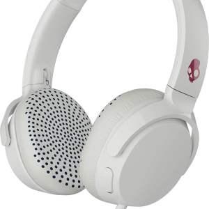 Skullcandy Riff S5PXY-L635 On-Ear Headphone with Mic (VICE/Gray/Crimson)-0