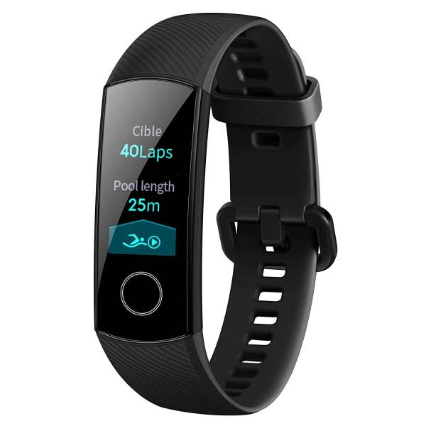 Honor Band 4 (100% New Original) Black (Packing Damage Only)-7241