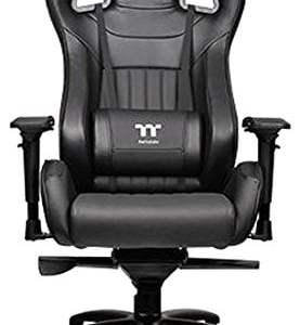 Thermaltake Tt Esports X Fit XF100 Racing Bucket Seat Style Ergonomic Gaming Chair Black GC-XFS-BBMFDL-01-0