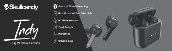 Skullcandy Indy True Wireless Earbud