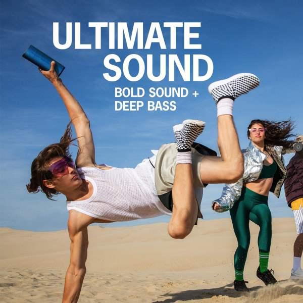 Ultimate Ears Boom 3 Portable Bluetooth Wireless Speaker (Night Black)-9259