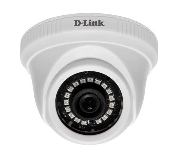 D-Link Pro HD CCTV Kit with 2MP Dome Camera (2nos) + 2MP Bullet Camera (2nos) + 8CH HD DVR & 8CH Amp SMPS-9652