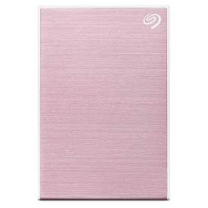 Seagate Backup Plus Portable 4 TB External Hard Drive HDD – Pink USB 3.0 for PC Laptop and Mac-0