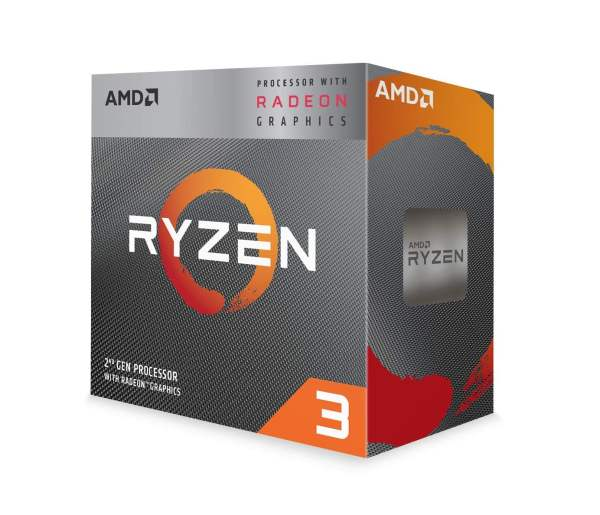 AMD Ryzen™ 3 3200G with Radeon™ Vega 8 Graphics-0