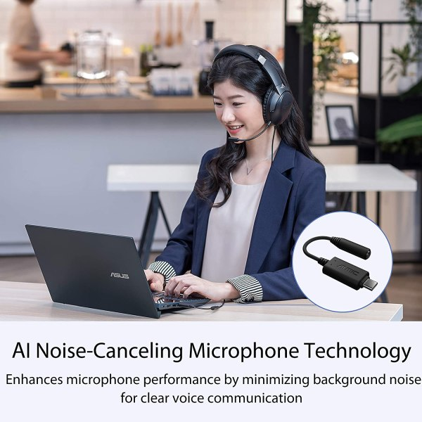 Asus Ai Noise Canceling Mic Adapte