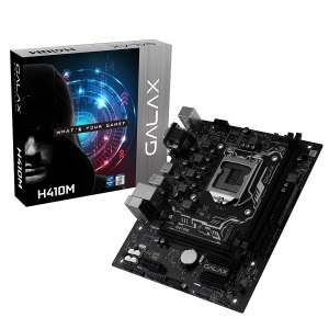 GALAX H410M Motherboard for Intel 10th gen Processors with SATA 6Gbps,M.2 Slot,