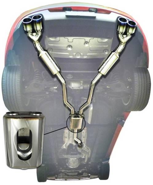 ses1386qtt genesis coupe injen 2 0t ses exhaust system 2010