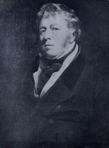 Bertie Geatheed by John Jackson, 1821