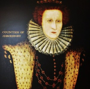 Elizabeth Talbot, Countess of Shrewsbury, (1518-1608), usually called Bess of Hardwick