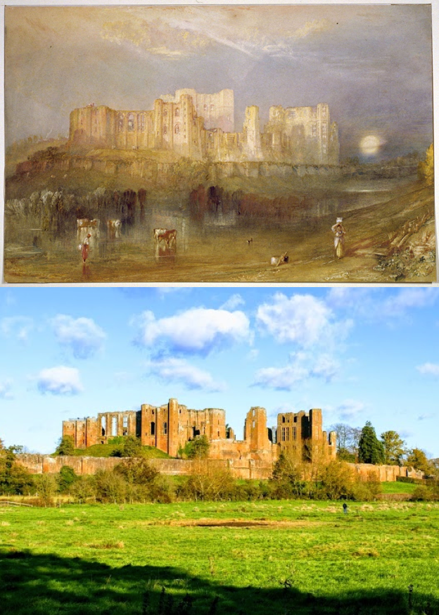 Turner's 'Kenilworth Castle'