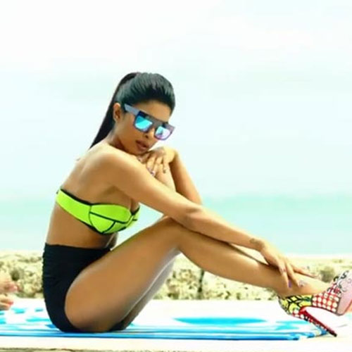 कैटरीना को पछाड प्रियंका बनी बेस्ट बिकिनी बेब Katrina Kaif and Priyanka Chopra: Up the heat with B-town bikini babes