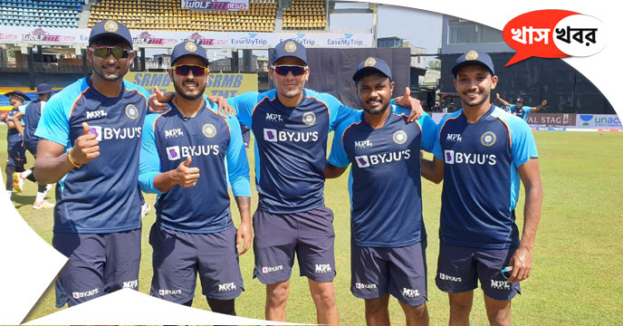 5 players from India made their debut, only for the second time in the history of ODIs