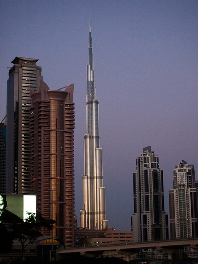 World's Tallest Building 2011