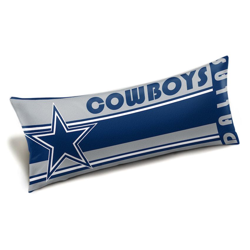 Dallas Cowboys Body Pillow  Buy at KHC Sports