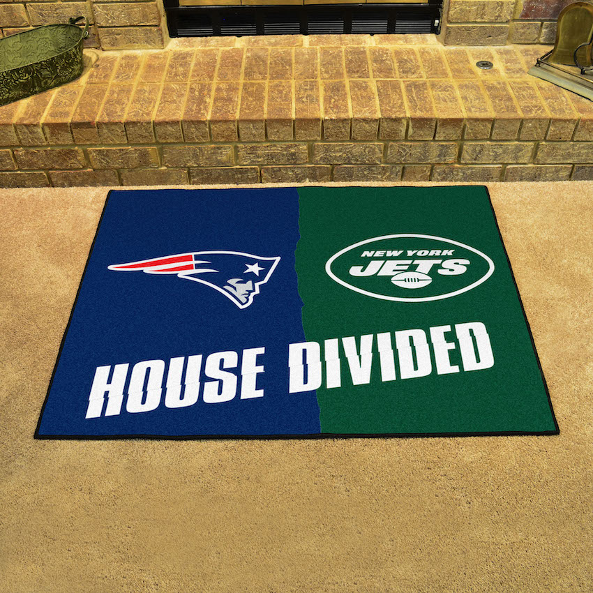 New England Patriots And New York Jets