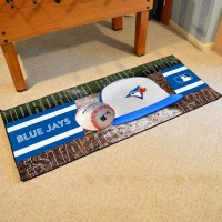 Toronto Blue Jays Baseball Carpet Runner 30 x 72 floor mat ...