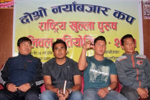 Preparation Completed For Men's Volleyball Championship - Khel Dainik