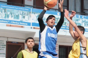 Mount Kailash and HHCA In The Finals of  6th Nerik Inter-School Basketball Tournament - Khel Dainik