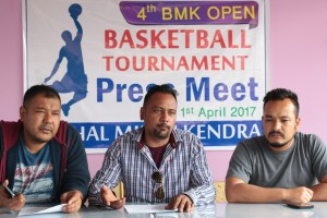 4th BMK Open Baketball Tournament From Tomorrow; 'Male' Winning Team To Get Rs 30, 000; No Reward For Women Side - Khel Dainik