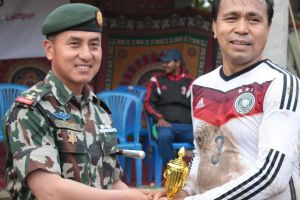 Lalitpur: Shining Sun Kailali Enters Final In Nepal Veterans Cup - Khel Dainik