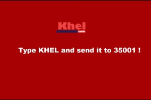 KhelDainik Starts KHEL SMS: More Easier Way To Get Match Updates Now; Type KHEL And Send To 35001 - Khel Dainik