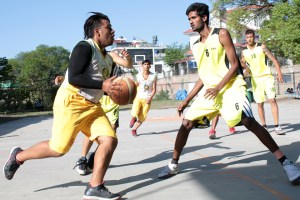 Innovative And Army Victorious IN BMK Open Basketball Tournament; Bangladesh Navy Leading The Table - Khel Dainik