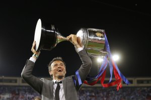 Barcelona wins Copa del Rey in Luis Enrique's last game - TexasNepal