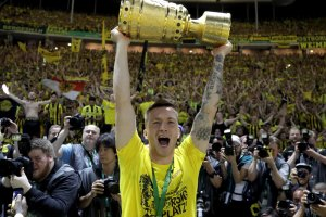 Dortmund beats Frankfurt to win German Cup at 4th attempt - TexasNepal