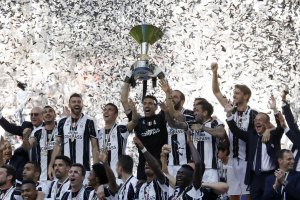 Juventus clinches record 6th straight Serie A title - TexasNepal