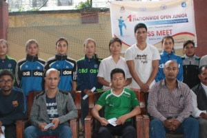 1st National Open Junior Wushu Tournament From Thursday - TexasNepal