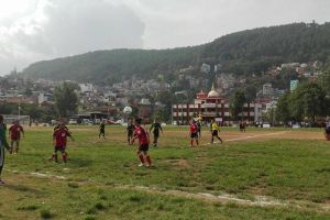 Palpa: Taplejung Versus Rautahat In The Final Of ANFA Women's League - TexasNepal