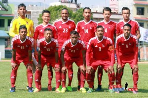 Down to 171 in FIFA Rankings - TexasNepal