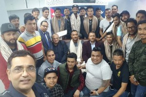 Nepal Cricket team honored and bid farewell - Khel Dainik