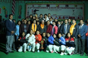 Nepal finishes first, Pooja and Kamal best - TexasNepal