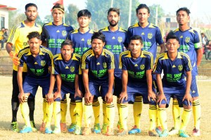 Narayangadh Enters Final - Khel Dainik