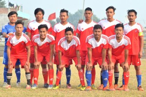 Bikram sends Darpan Youth Club in Quarterfinal - TexasNepal